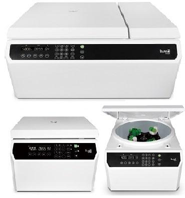 New Hanil centrifuges